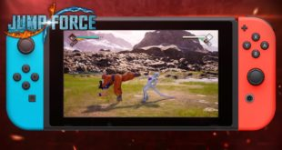 JUMP FORCE Date de sortie Switch