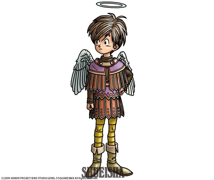 Angelo Dragon Quest IX