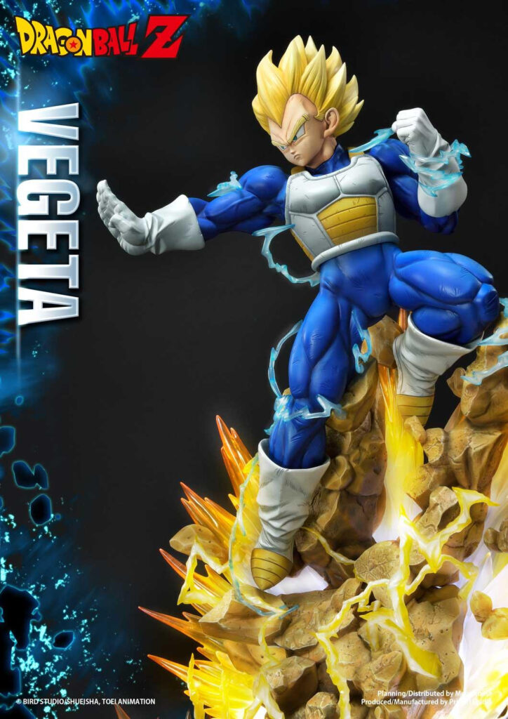 Vegeta Super Saiyan Masterline Prime 1 Studio MegaHouse