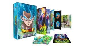 Dragon Ball Super BROLY : Sortie de l'édition Steelbook prestige chez Kazé