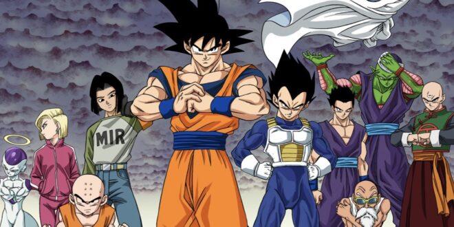 Dragon Ball Super : Le tome 7 en couleur sortira le 4 août 2020 au Japon