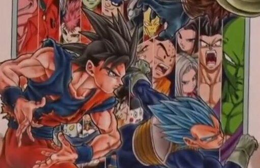 couverture tome 13 Dragon Ball Super