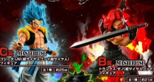 Ichiban Kuji Super Dragon Ball Heroes Saga