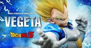 Vegeta Super Saiyan de Prime 1 Studio x MegaHouse