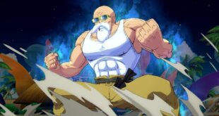 Dragon Ball FighterZ : Master Roshi en images