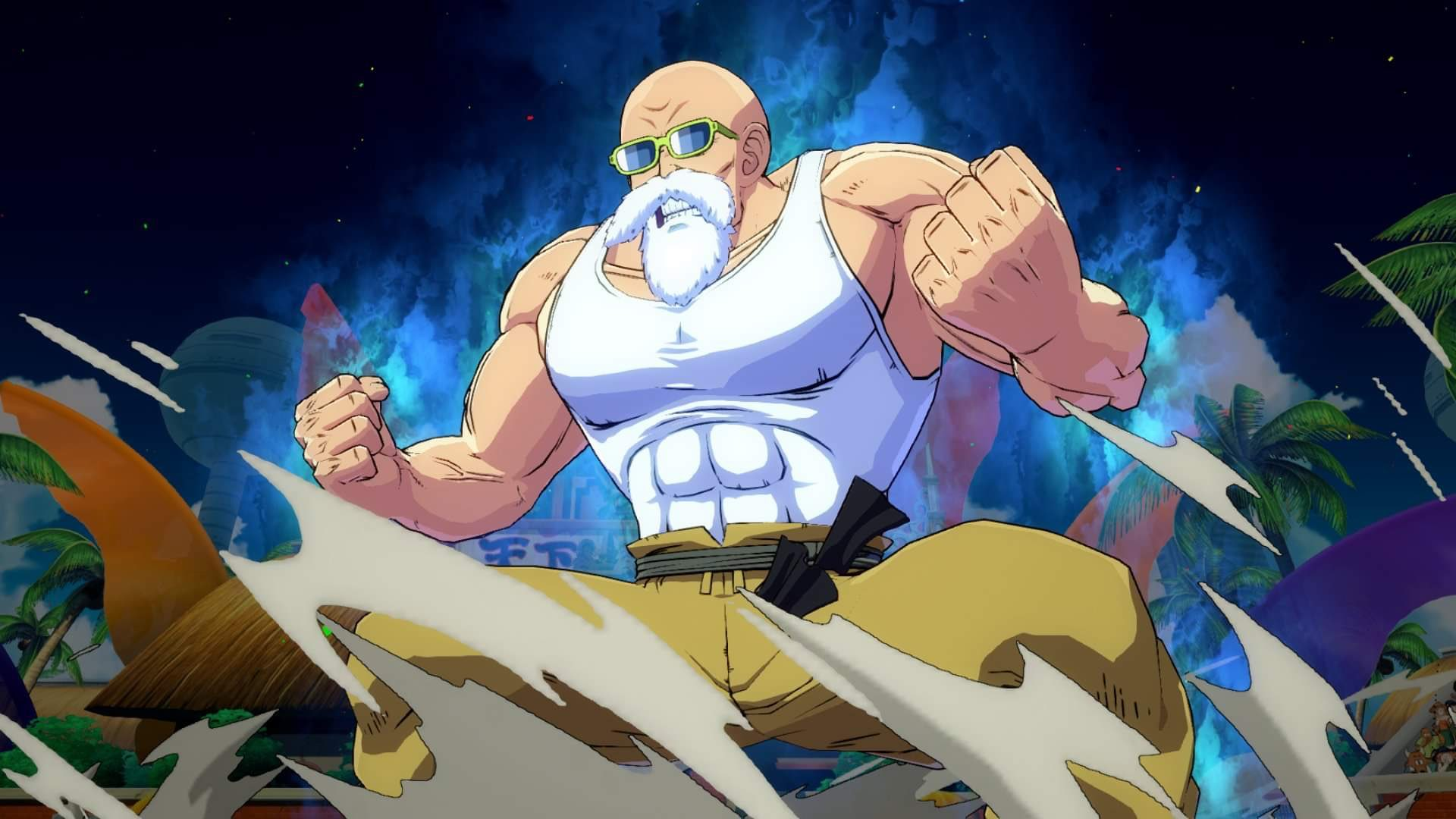Dragon Ball FighterZ Roshi images