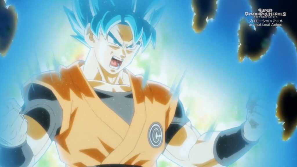 Super Dragon Ball Heroes Big Bang Mission Épisode 6