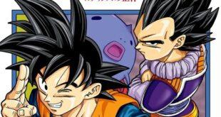 Dragon Ball Super : Le tome 12 listé au 4 novembre 2020 chez Glénat