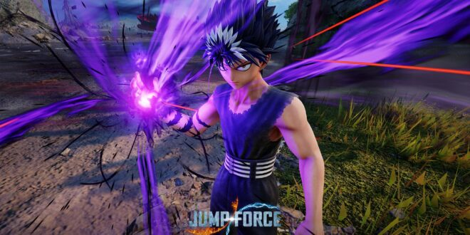 JUMP FORCE : Hiei (Yu Yu Hakusho) annoncé en DLC