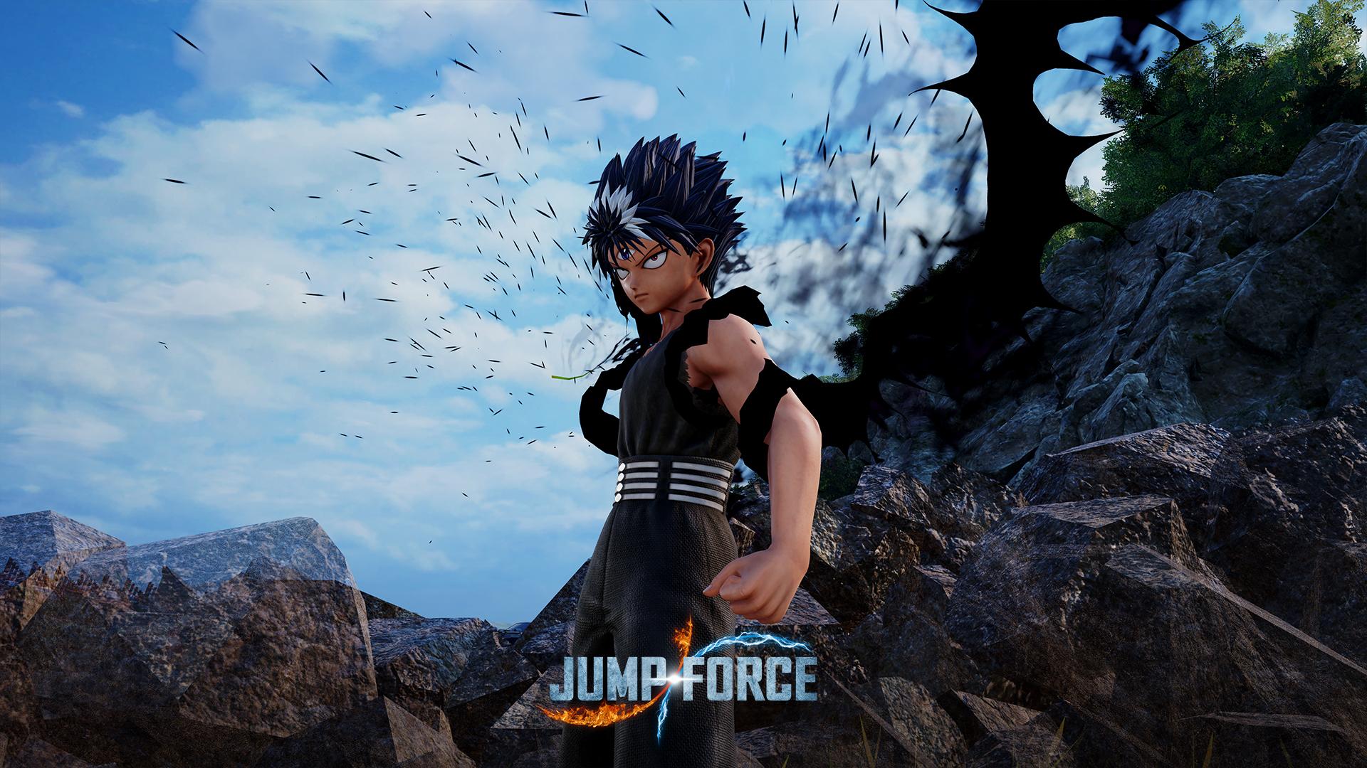 JUMP FORCE - Hiei
