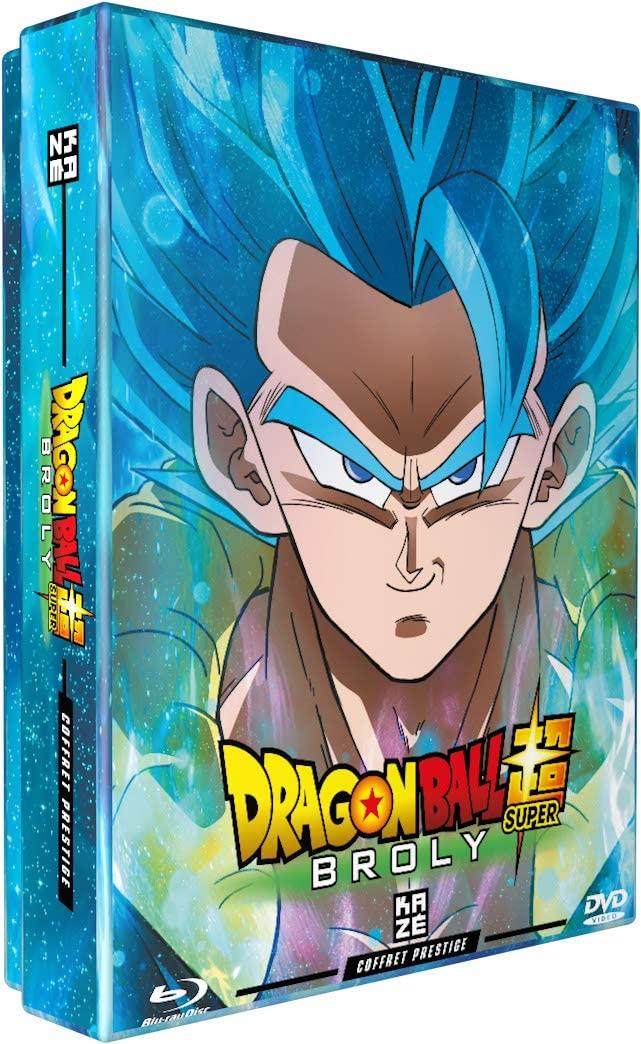 Dragon Ball Super BROLY édition Steelbook