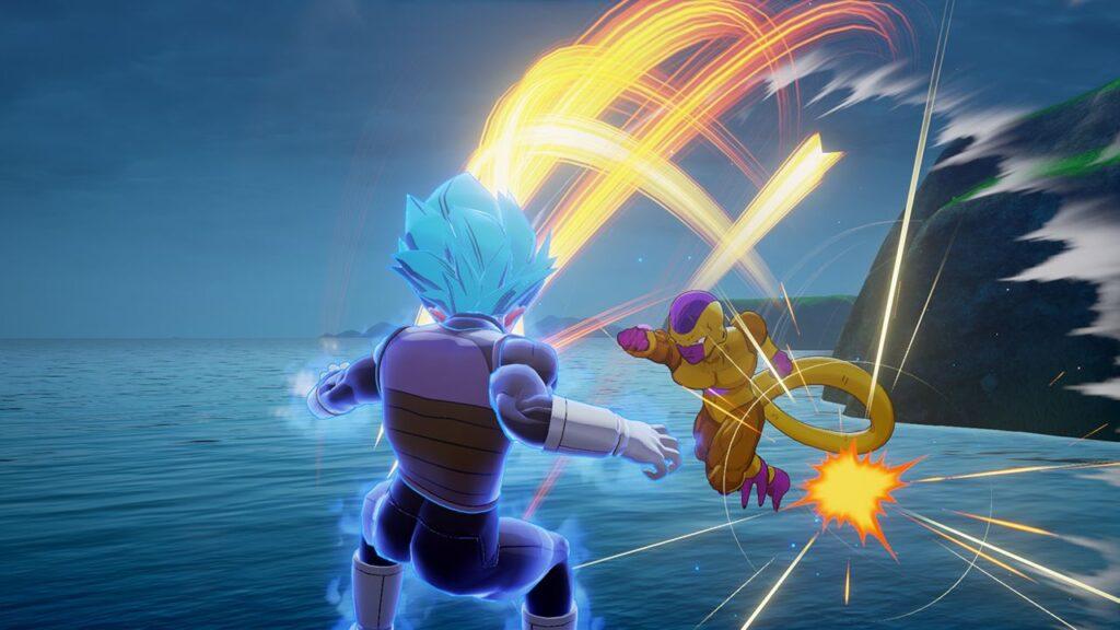 Dragon Ball Z Kakarot : Les combats de horde en images