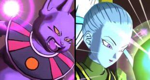 Champa et Vados annoncés dans Dragon Ball Legends