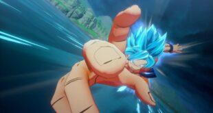 Dragon Ball Z Kakarot Trailer DLC 2