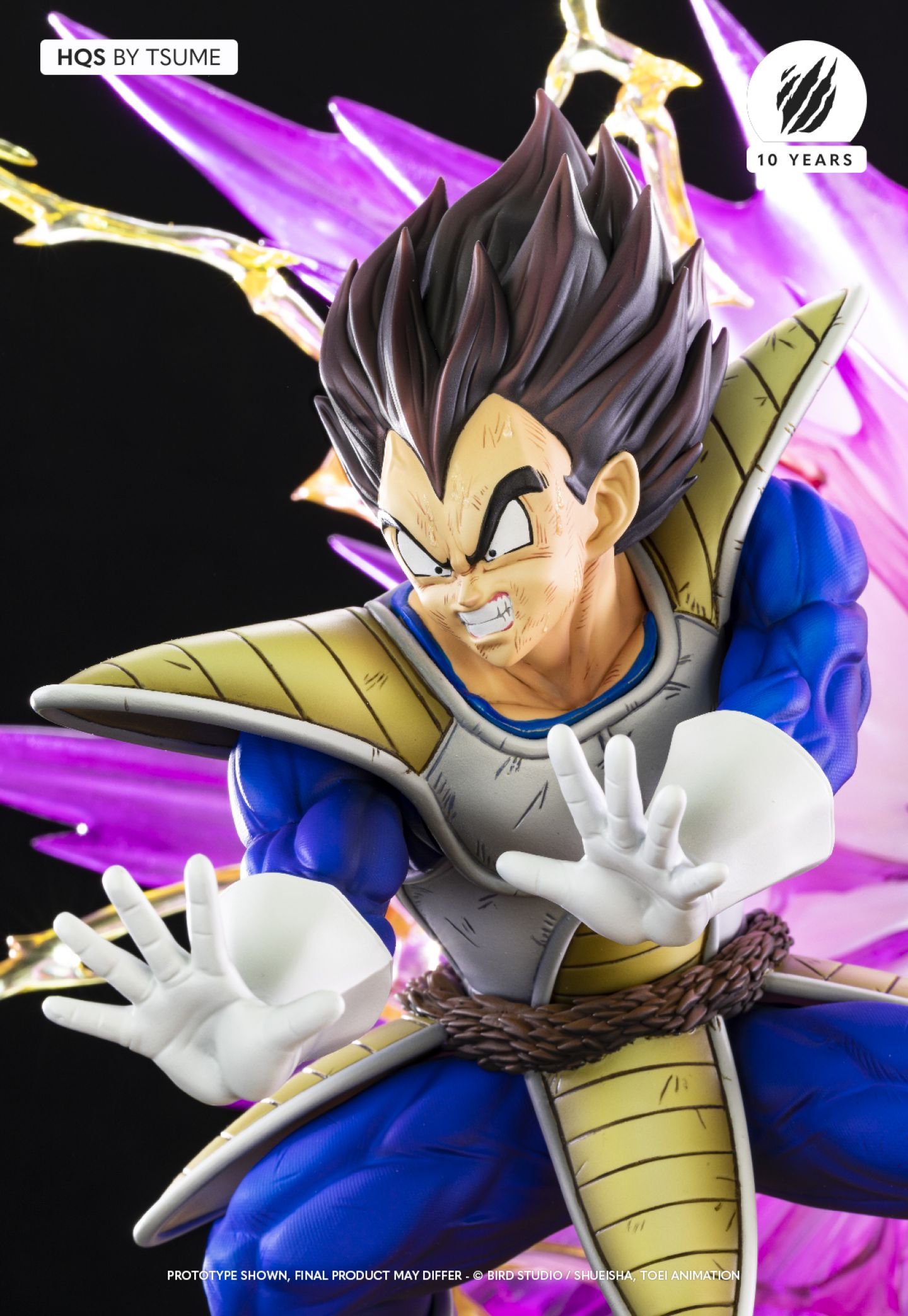 Vegeta Galick Gun by Tsume