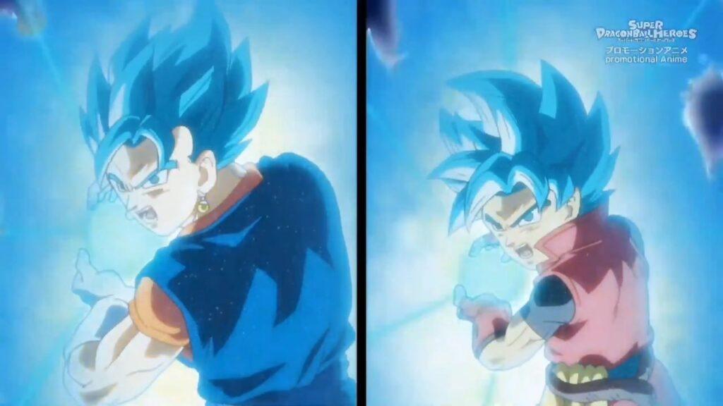 Super Dragon Ball Heroes Épisode Spécial Avatars