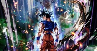 Dragon Ball Legends Ultra Instinct Goku