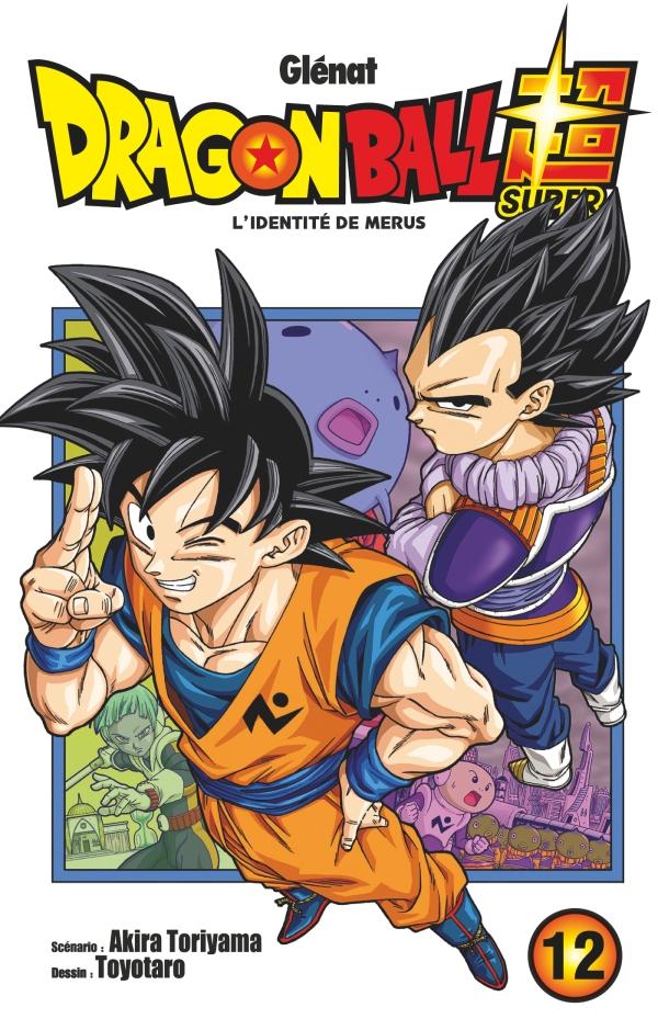 Dragon Ball Super : Le tome 12 disponible aujourd'hui en France