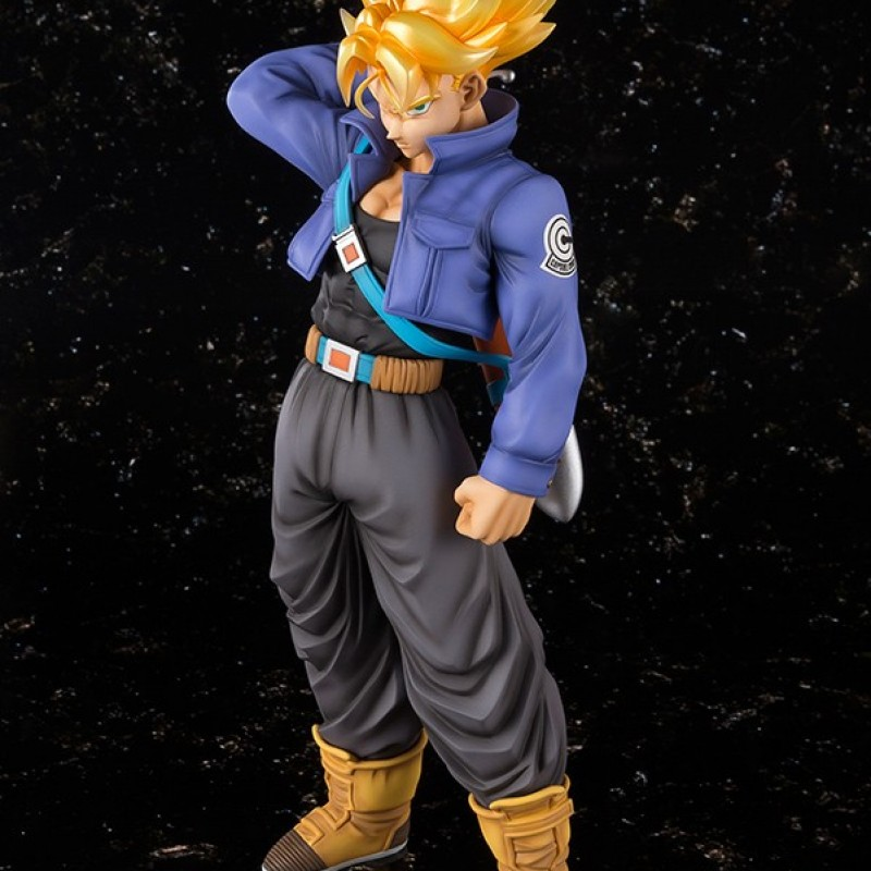 Figurine Dragon Ball Z - Figuarts Zero EX Trunks