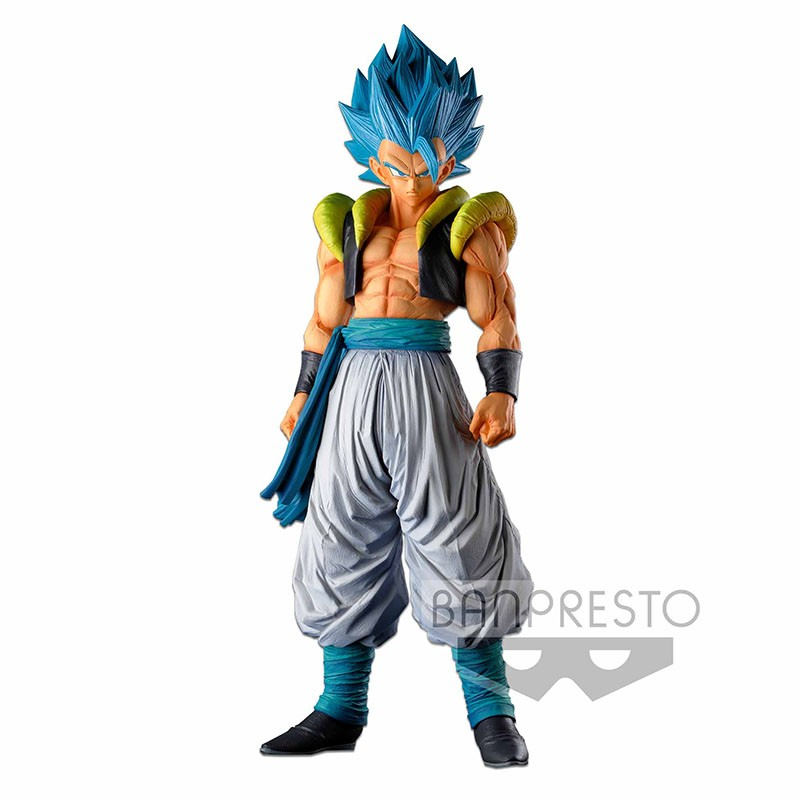 Figurine Gogeta Blue SMSP The Brush