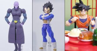 Les figurines Dragon Ball du TAMASHII NATION 2020