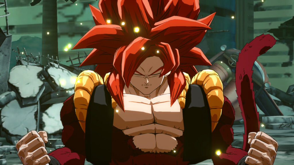Dragon Ball FighterZ Gogeta SSJ4