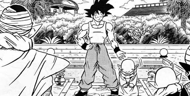 Dragon Ball Super Chapitre 67
