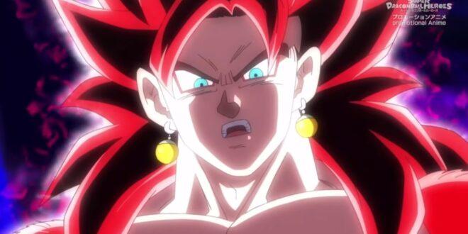 Super Dragon Ball Heroes Big Bang Mission Épisode 9