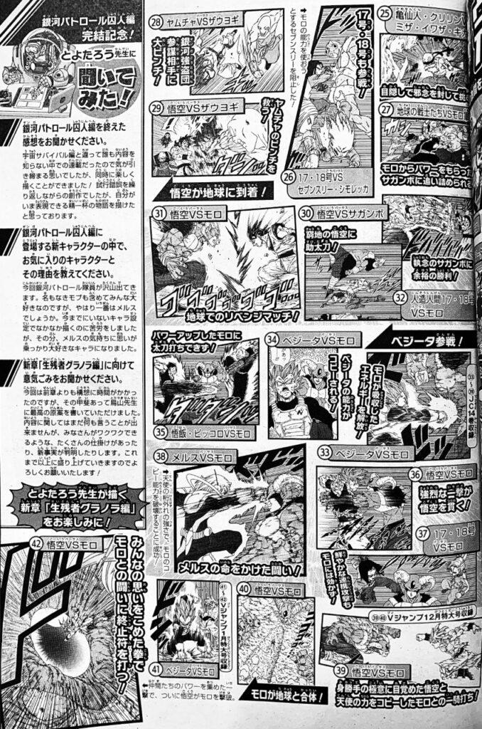 Le nouveau numéro du magazine V-Jump qui paraitra demain au Japon contient une petite interview de