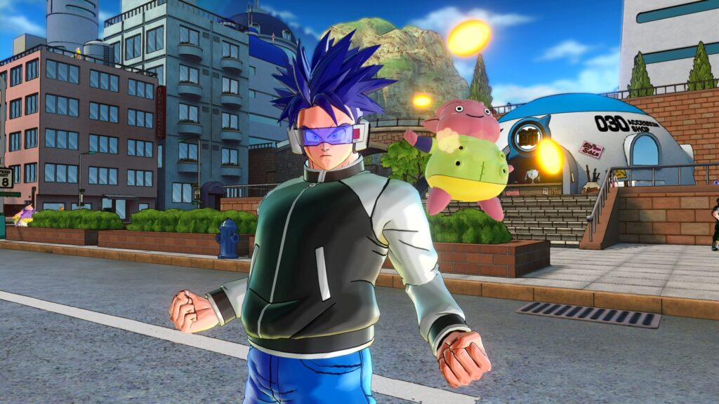 Dragon Ball Xenoverse 2 : Mascotte CC Janemba