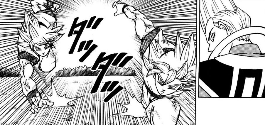 Résumé du Chapitre 68 de Dragon Ball Super