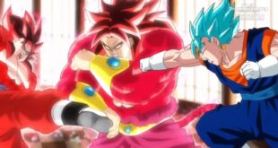 Super Dragon Ball Heroes Big Bang Mission Épisode 10