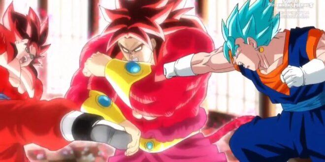 Super Dragon Ball Heroes Big Bang Mission Épisode 10