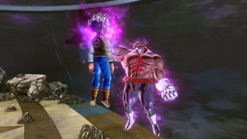 Dragon Ball Xenoverse 2 : Toppo