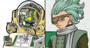Dragon Ball Super interview Toyotaro Granola