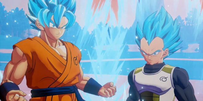 Dragon Ball Z Kakarot donnera des nouvelles lors du Dragon Ball Games Battle Hour