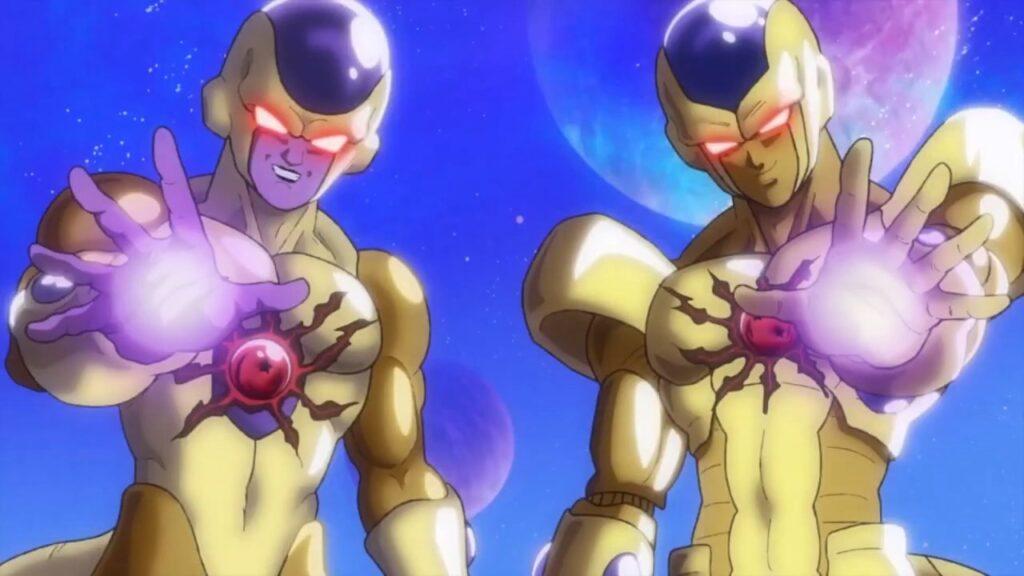 Super Dragon Ball Heroes Big Bang Mission 7 - Golden Freezer et Golden Cooler Xeno