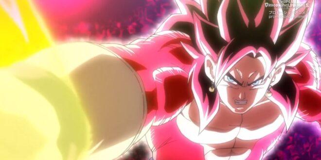 Super Dragon Ball Heroes Big Bang Mission Épisode 11
