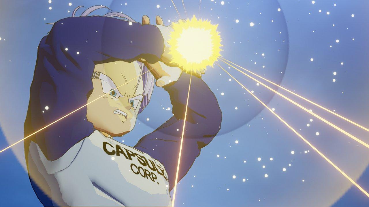 """Dragon Ball Z Kakarot : Nouvelles images du DLC 3 """"Trunks Le guerrier de l'espoir"""""""