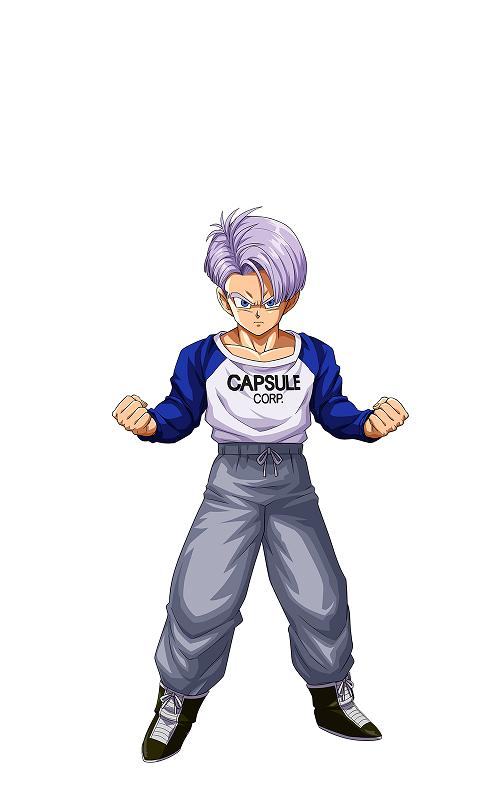 Dragon Ball Z Kakarot - Trunks du Futur