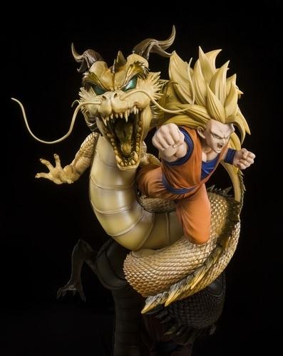 Figuarts ZERO [Super Fierce Battle] Super Saiyan 3 Son Goku - Ryuken Explosion -