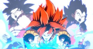 Dragon Ball FighterZ : Trailer et date de sortie de Gogeta SSJ4 + Dramatic Finish