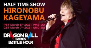 concert Hironobu Kageyama