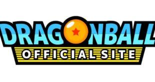 Dragon Ball Official Site annoncé