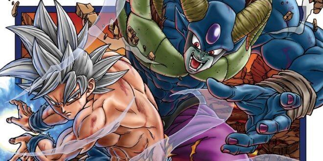 Dragon Ball Super Tome 15