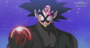 Super Dragon Ball Heroes Big Bang Mission Épisode 12