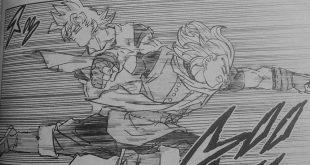 Dragon Ball Super chapitre 73 - nouvelles images