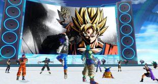 Dragon Ball Xenoverse 2 Conton City TV