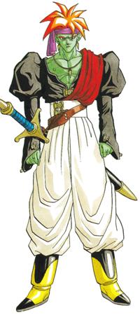 Gokua DBZ Les mercenaires de l'Espace