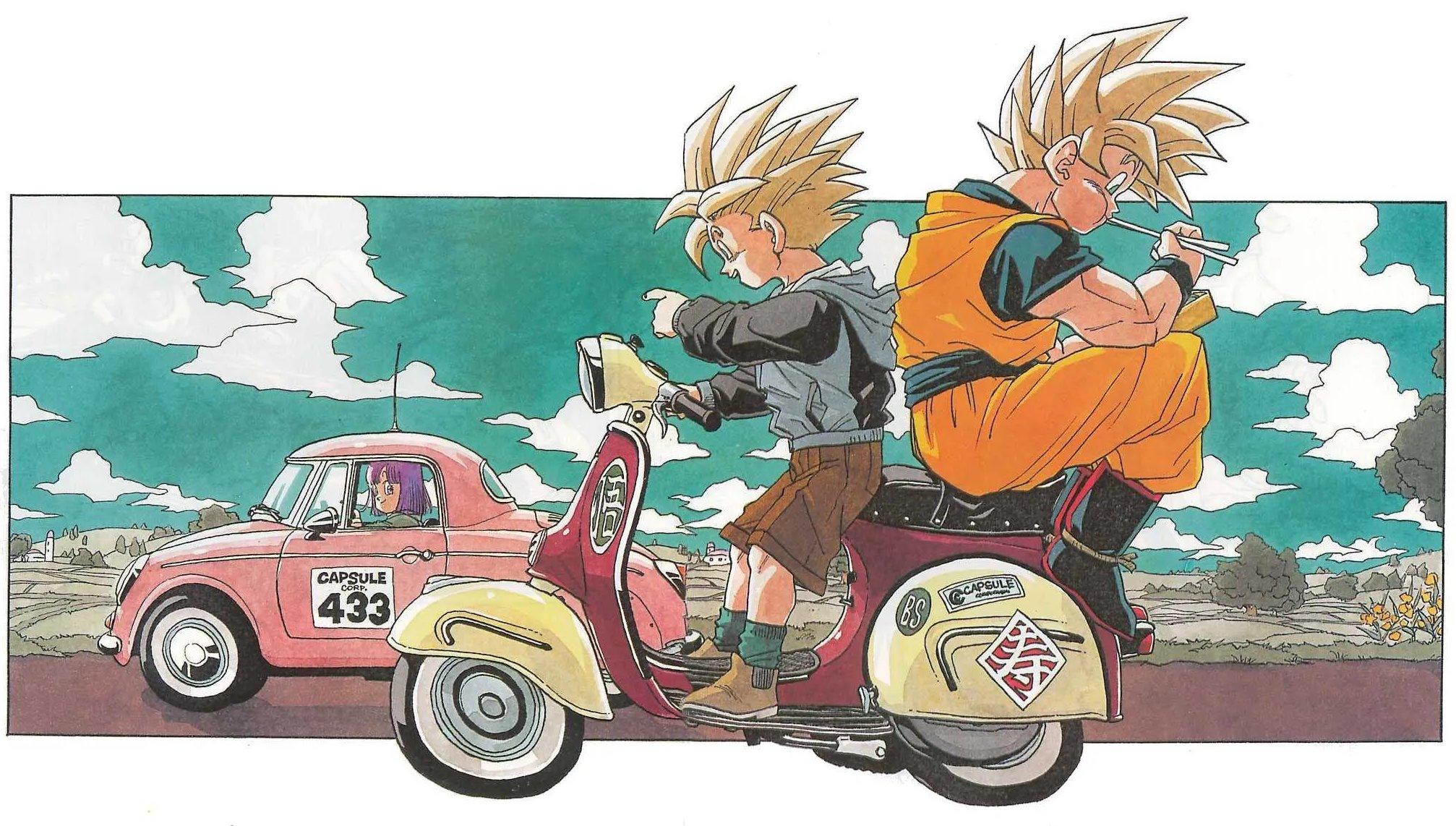 Presque toutes les œuvres d'Akira Toriyama – Semaine du 14 au 20 juin 2021
